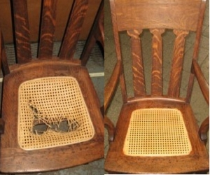 wood chair repair
